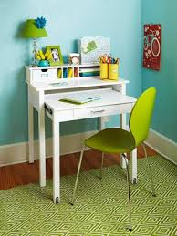 Small Kid Desk Study Desks Small Bedrooms