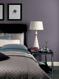 purple paint colors for bedrooms pleasing design f gray bedroom