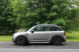 Mini Cooper Info 2018 Mini Cooper S E Countryman All4 Review Of Plug In Hybrid