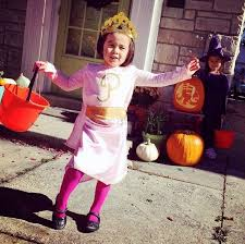 Pinkalicious Halloween Costume Bluet U0026 Clover October 2014