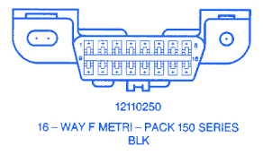 chevy s10 2 2 1996 data link connector electrical circuit wiring