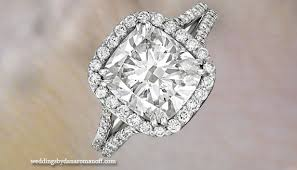 3 carat engagement rings 3 carat cushion cut engagement rings and the most important thing