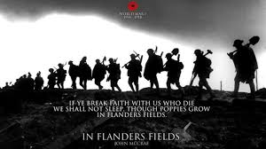 in flanders fields by colonel john mc crae lessons tes teach