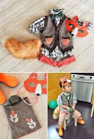 Fox Halloween Costume Kids 6 Easy Diy Halloween Costumes Kids Fox Costume Foxes