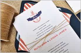 Wedding Invitations Nautical Theme - sneak peek nautical themed wedding invitations smitten on paper