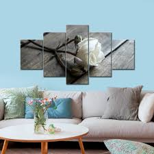 White Rose Furniture Online Get Cheap White Rose Canvas Aliexpress Com Alibaba Group