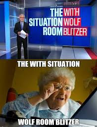 Situation Room Meme - dopl3r com memes thewith situation wolf roomblitzer the with