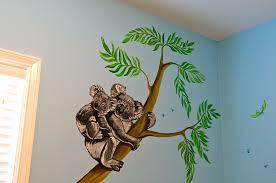 unisex murals bear cubs nursery mural vancouver