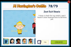 Family G Leaderboad Character Profiles Don Corleone U0026 Zoot Suit Stewie
