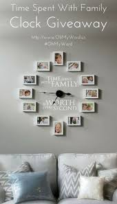 Neat Clocks by Best 25 Family Clock Ideas On Pinterest Picture Clock Picture
