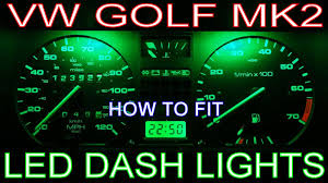 green led dash lights how to install led dash lights fit speedo instrument panel leds