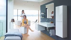 wall mounted mirror contemporary rectangular bathroom