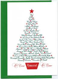 tree names of jesus calligraphy tree and