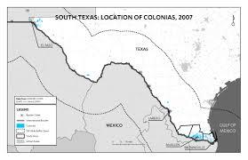 Us Mexico Map Rio Grande On Map Of Us Drought On The Rio Grande Noaa Climategov