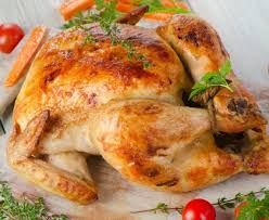 cuisiner un coq au four poulet au four recette de poulet au four marmiton