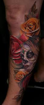 junkies studio tattoos tim mcevoy custom color