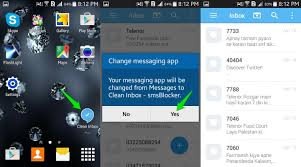 how to block texts on android how to block text messages on android ubergizmo