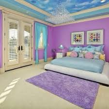 Roomsforeva Purple And Blue Bedroom  Requested  Webstagram - Blue and purple bedroom ideas