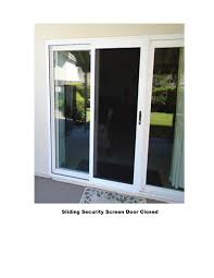security screens for sliding glass doors new sliding security screen doors u2039 screens 4 less