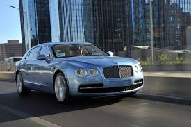 bentley flying spur 2017 blue bentley flying spur v8 review and pictures evo