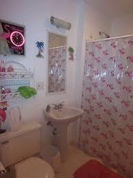 Flamingo Bathroom We Rent Fun Right In Downtown Lake Geneva Homeaway Lake