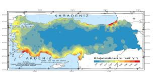 Map Equation News U003e Characteristics Of Rainfall In Turkey And Revised Universal