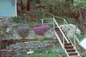 Slope Landscaping Ideas For Backyards 21 Landscaping Ideas For Slopes Slight Moderate And Steep