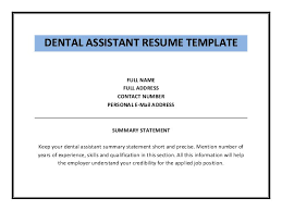 dental assistant resume exles rate writing services essay helper services yasiv marin