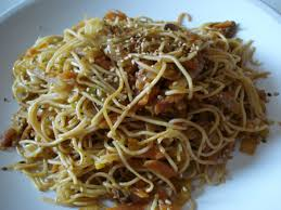 soja cuisine recettes recette nouilles sautées aux légumes et sésames cuisinez nouilles