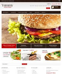 free yummy magento template from template monster free magento