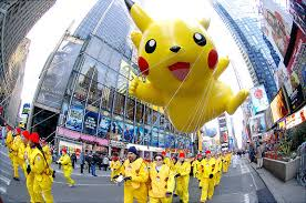 this thanksgiving day pikachu won t be alone