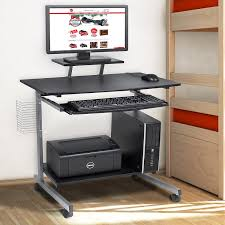 amazon com best choice products computer desk cart pc laptop