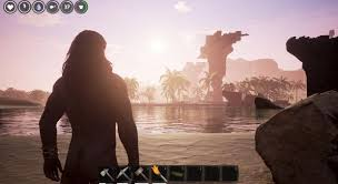 mod for online game conan exiles launches mod support rock paper shotgun