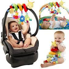 jouet siege auto nuolux kid lit berceau landau de bébé suspendus hochets