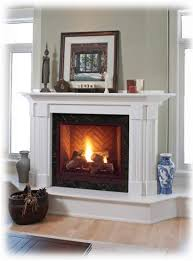 Electric Vs Gas Fireplace by Monessen Peterson Napoleon Gas Fireplaces Boston Fireplace