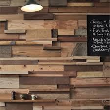 Wood Wall Covering Ideas | reclaimed wood wall idea home decor pinterest wall ideas