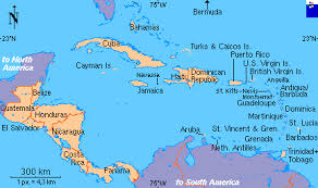 south america map aruba mystery writers the americas