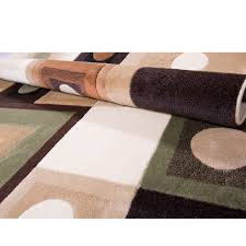 Green And Brown Area Rugs Brown Green Rug Roselawnlutheran