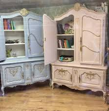 shabby chic lingerie chest soldcarved vintage louis style french shabby chic bookcase