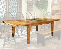 solid oak dining table rustic traditions inrt44108stab