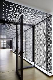 Decorative Screens Modern Architecture Decorative Screen Contemporary Home Design