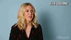 Ellie Goulding Lights Album Ellie Goulding Billboard