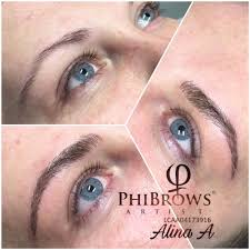 microblading semi permanent make up first treatment 100 touch up