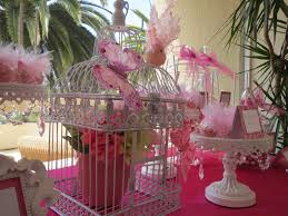 birdcage u0026 butterflies candy table by oc sugar mama pink
