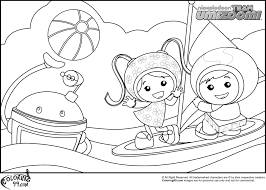 team umizoomi coloring pages colors gekimoe u2022 8714