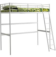 ikea white metal bunk bed instructions home design ideas