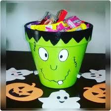 265 best halloween pot crafts images on pinterest halloween
