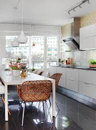 Kitchen Scandinavian Design Scandinavian Design Bright Two Bedroom Apartment In Stockholm