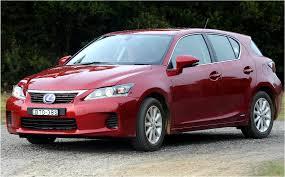 lexus ct200h km per litre lexus ct200h released next car pty ltd 26th april 2011 electric