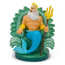 penn plax disney s mermaid king triton